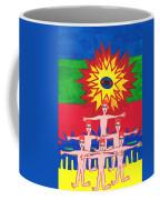 One Eye For Everyone.mexico Coffee Mug