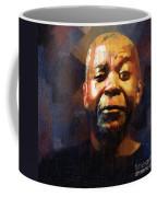 One Eye In The Mirror Coffee Mug by RC deWinter