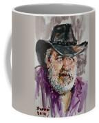 One Eyed Cowboy  Coffee Mug