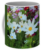 One Flower Stands Out Coffee Mug