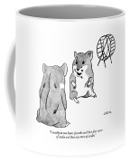 One Gerbil To Another Coffee Mug