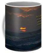 One Golden Thread Coffee Mug