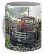 One Headlight International Coffee Mug