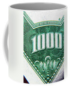 One K  Coffee Mug