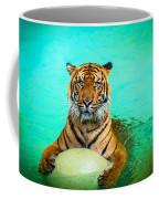 One Kool Cat Coffee Mug