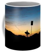 One Last Look Coffee Mug by John Daly