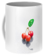 One Leaf Three Crapapples Coffee Mug