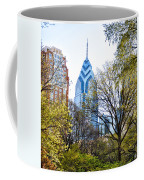 One Liberty Place Coffee Mug