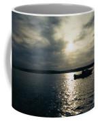 One Lonely Fisherman Coffee Mug
