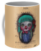 One Love Clown Coffee Mug