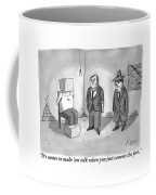 One Mafioso To Another Coffee Mug