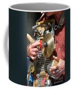 One Man Band Coffee Mug