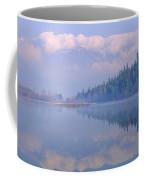 One Mile Lake, Near Pemberton, Bc In Coffee Mug