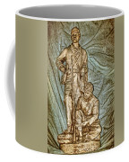 One More Shot - Rogers Group Statue Coffee Mug