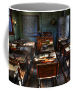 One Room School House Coffee Mug by Bob Christopher