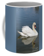 One Swan Coffee Mug