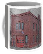 One Truck Fire Station Coffee Mug