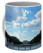 One View Two Memorials Coffee Mug
