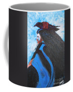 One With Raven Coffee Mug