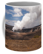 Ongoing Eruption Coffee Mug