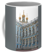Onion Domes - Katharinen Palace - Russia Coffee Mug