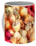 Onions Closeup Coffee Mug