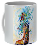 Only A Woman Coffee Mug