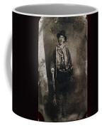 Only Authenticated Photo Of Billy The Kid Ft. Sumner New Mexico C.1879-2013 Coffee Mug