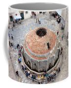 Onofrio Fountain In Dubrovnik Coffee Mug