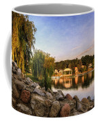 Onondaga Park Hiawatha Lake Coffee Mug