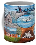 Ontario Heritage Mural Coffee Mug