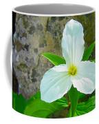 Ontario Trillium Coffee Mug