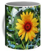 Onyx Store Sunflower Coffee Mug