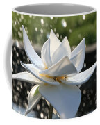 Opaque Lily Coffee Mug