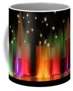 Open Air Theatre Rainbow Fountain Coffee Mug