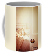 Open Bedroom Door Coffee Mug