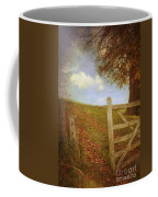 Open Country Gate Coffee Mug