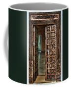 Open Door By Diana Sainz Coffee Mug