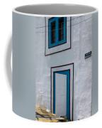 Open Door On Avenida Reboucas Coffee Mug