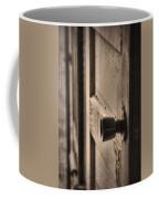 Open Doors Coffee Mug