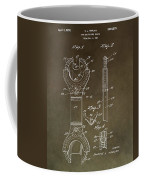 Open End Ratchet Wrench Patent Coffee Mug