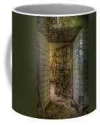 Open Flake Door Coffee Mug