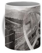 Open Road Coffee Mug by Edward Fielding