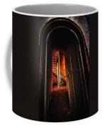 Open Sez Me Coffee Mug
