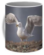 Open Wings Coffee Mug
