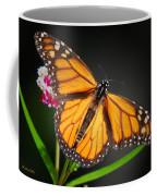 Open Wings Monarch Butterfly Coffee Mug