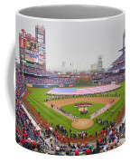 Opening Day Ceremonies Featuring Coffee Mug