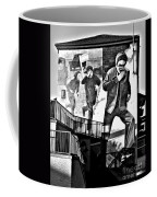Operation Motorman Mural Coffee Mug
