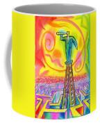 Opportunity Coffee Mug by Leon Zernitsky