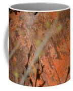 Opposite Angles Coffee Mug